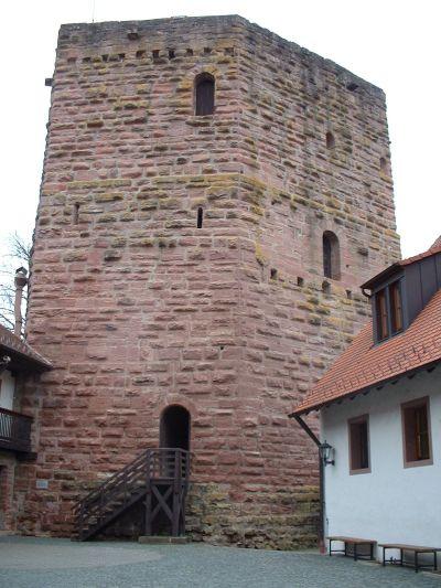 Der Dicke Turm (Bergfried)