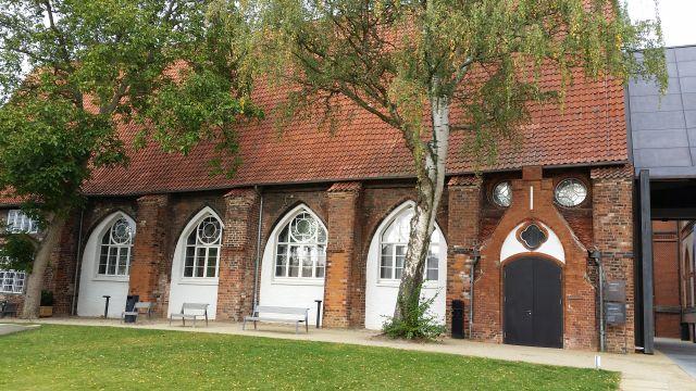 Beichthaus des Burgklosters